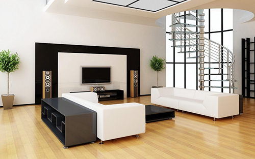 Basic Home Theater Installation